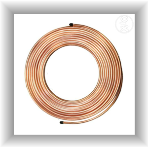 Annealed Copper Coils R410A