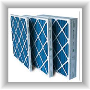 G4/F4 Cardboard Filters