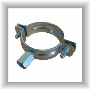 Welded Nut Clips