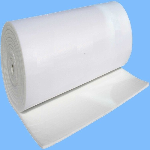 F4 MEDIA - WHITE- 1.2m x 18mm -65m roll