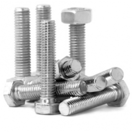 Metric Hex Set Screws - Zinc Plated - Metric Hex Set Screws