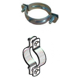200mm (8) Cu S/Steel BOLTED HANGER