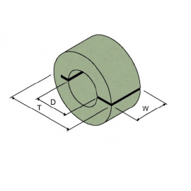 Ferrule Block [25 INS] 22(ID)x73(OD)