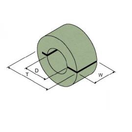Ferrule Block [25 INS] 16(ID)x67(OD)