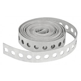 25 X 1.0 X 15m S/STEEL FLEXI STRAPPING