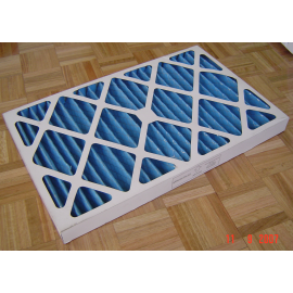 100mm Cardboard Filter 395(16)x595(24)