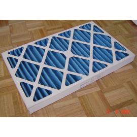 100mm Cardboard Filter 395(16)x629(25)