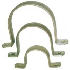 125mm (5) S/STEEL BSP GAL SADDLE H/P