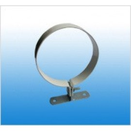80mm S/STEEL PVC CLIP HEAD