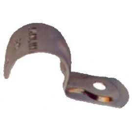 8mm (5/16) S/SIDED Zn PLATED SADDLE