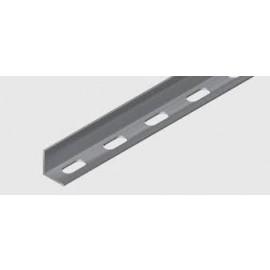 25x25x2.5mm Slotted Angle 3m(8x14 hole)